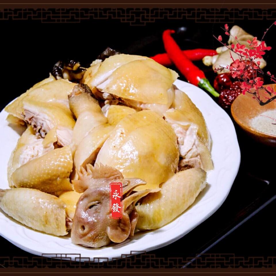 永發霸王-鹽水雞(全雞) 1.3kg