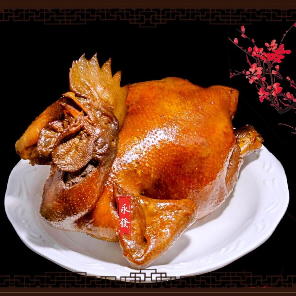 永發霸王 - 油雞(全雞) 1.3kg
