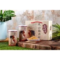 永發霸王 - 雞肉鬆禮盒 2罐/組